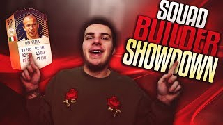 SQUAD BUILDER SHOWDOWN - DEL PIERO PRIME!