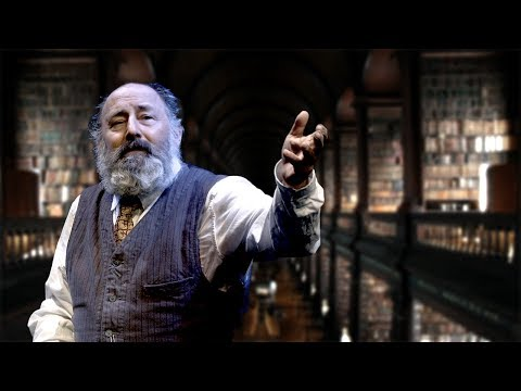 "First Look - Arye Gross as ""The Librarian"" in Underneath the Lintel"