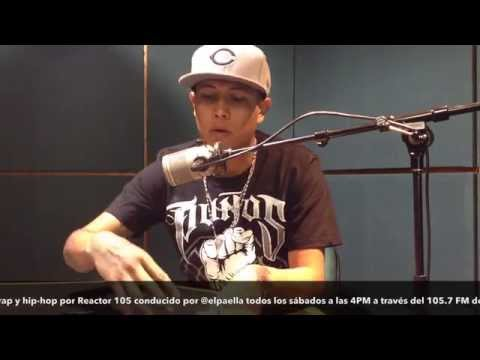Entrevista a C-Kan (comenta acerca de Cartel de Santa, MC Dinero y otros temas)
