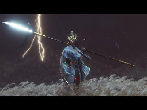 Sekiro - Sword Saint Defeated
