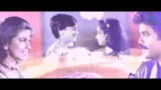 Oh Manasa Video Song - Shanthi Kranthi | Nagarjuna,Juhi Chawla,Khusbhoo |