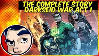 Justice League Darkseid War Act I - Complete Story | Comicstorian thumbnail
