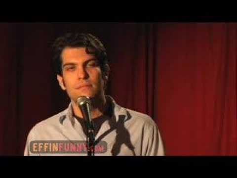 Dan Mintz Effinfunny Stand Up  Relationships