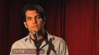 Dan Mintz Effinfunny Stand Up - Relationships