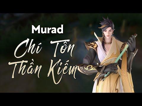 Phim Kĩ Xảo - MURAD CHÍ TÔN THẦN KIẾM - Garena Liên Quân Mobile