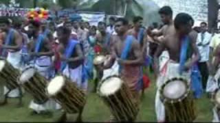 Kadanad  St.Augustine's Church festival  -Video -Part  06/14