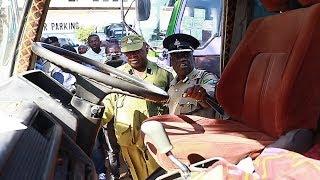 RPC Muroto kaja na hii nyingine, Madereva Dodoma wapata tabu sana