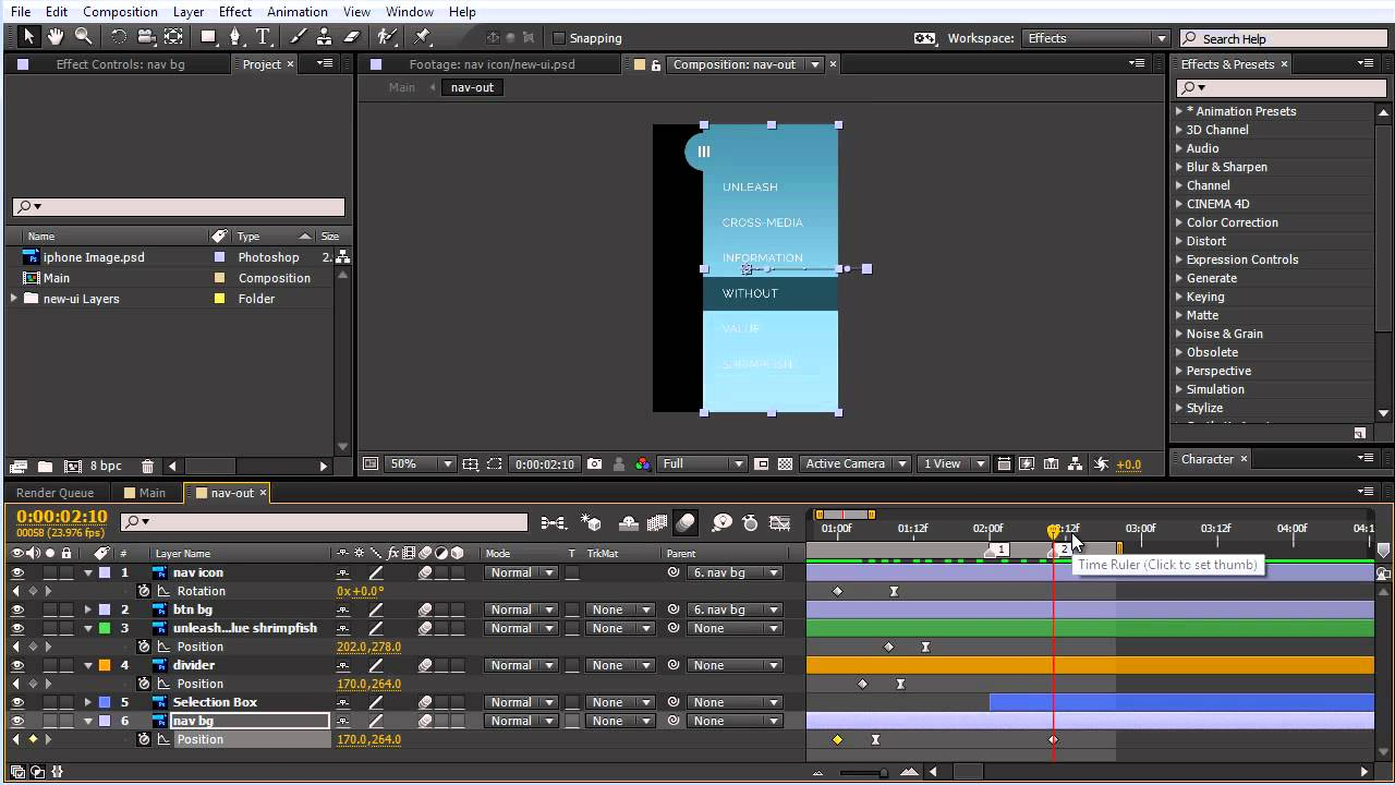 After Effects Time Remapping | Slow, fast, Freeze, …