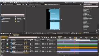 Using After Effects for UI Animation Prototypes