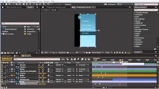 Met After Effects voor UI Animatie Prototypes