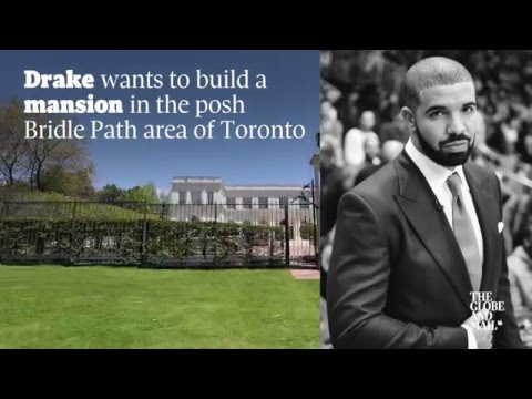 A look at the plans for Drake's new Bridle Path mega-mansion
