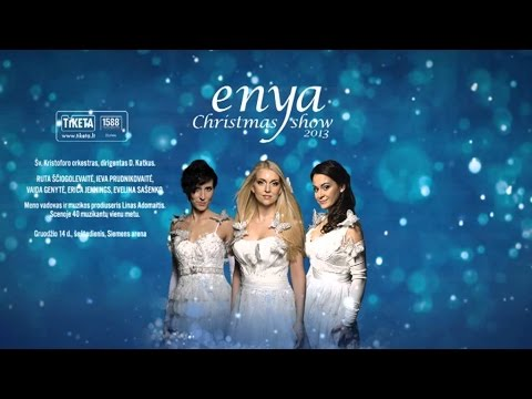 ENYA CHRISTMAS SHOW (FULL VERSION) - YouTube
