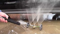 Ryobi Undercarriage Cleaner - It's a Winner!