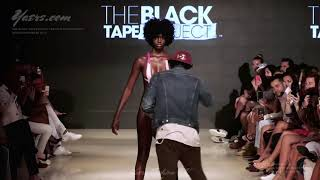Купальники бикини из изоленты 4K 2019 - Бикини показ в Майами The Black Tape Project