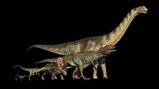 Человек эпохи динозавров   документальный фильм