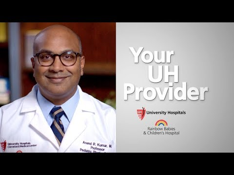 Anand Kumar MD Doctor Profile & Reviews   University Hospitals