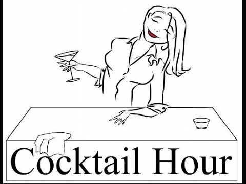 Cocktail Hour Episode 15 – Mavis Applewater And Katia Ruiz