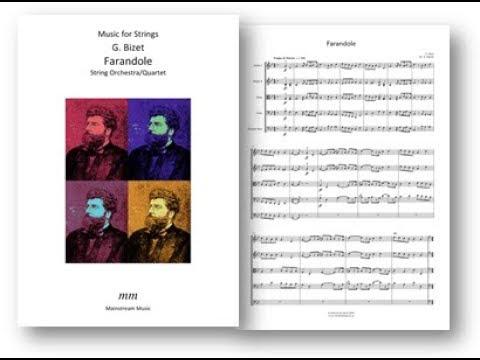 Farandole - String Orchestra/Quartet