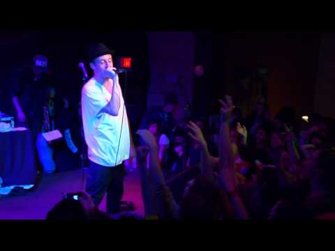 Macklemore - The Town | Live At The Wild Buffalo | Bellingham, WA