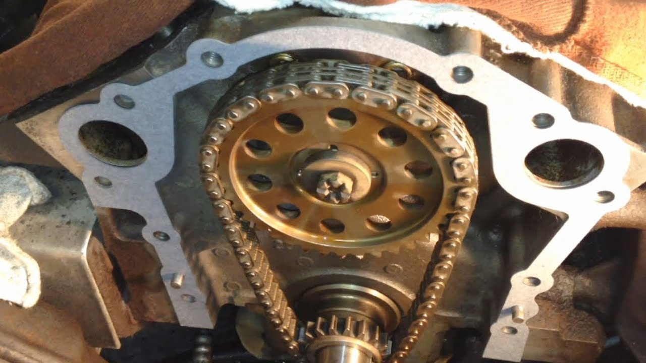 ford taurus 3 0l 12v timing cover coolant leak repair youtube rh youtube com