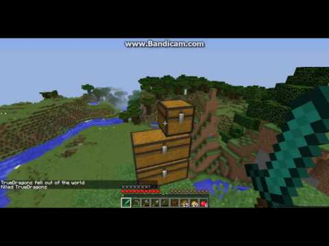 Survival Series With Phoenix The Vegetarian Challange! Ep 5 The Nether Failz