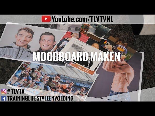 Moodboard maken met Bram en Melvin