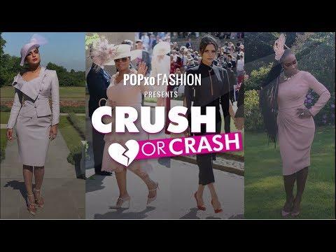 Crush Or Crash: The Royal Wedding - Episode 23 - POPxo Fashion
