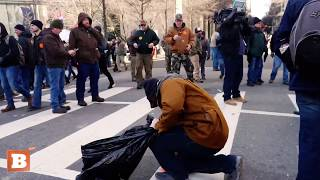 2A Activists Clean Up Trash in Richmond After Gun Rights Rally