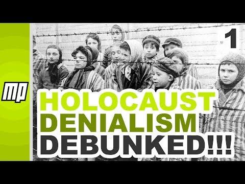 Debunking The Holocaust Denial Documentary Judea Declares War on Germany - #1