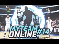 BUYING A 98 OVERALL DIAMOND!?! NBA 2K17 MY TEAM ONLINE #14