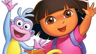 Dora Redt de Sneeuwprinses - Lekker spelen
