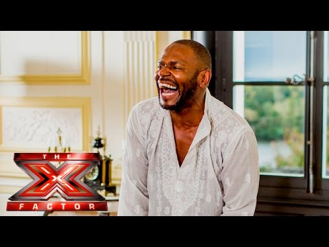 Is Anton Stephans Simon's Superstar? | Judges Houses | The X Factor 2015