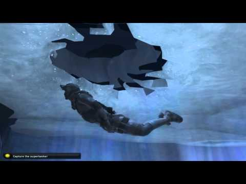Mission 4: Sea of Okhotsk [1/2] - Hard - Splinter Cell: Double Agent Walkthrough [HD]