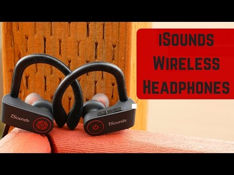 iSounds Bluetooth Earbuds Review: Best Budget Bluetooth Headphones?