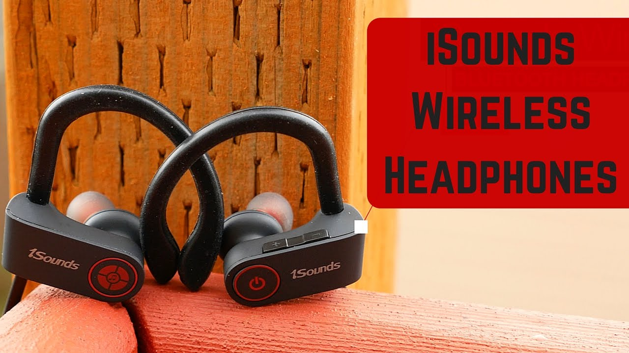 512f53c2479 iSounds Bluetooth Earbuds Review: Best Budget Bluetooth Headphones? -  YouTube