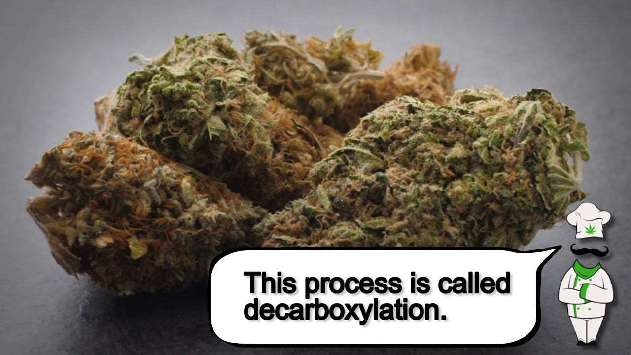 how to decarboxylate cannabis decarb