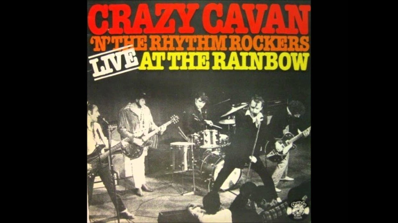 OAKIE BOOGIE - CRAZY CAVAN & THE RHYTHM ROCKERS