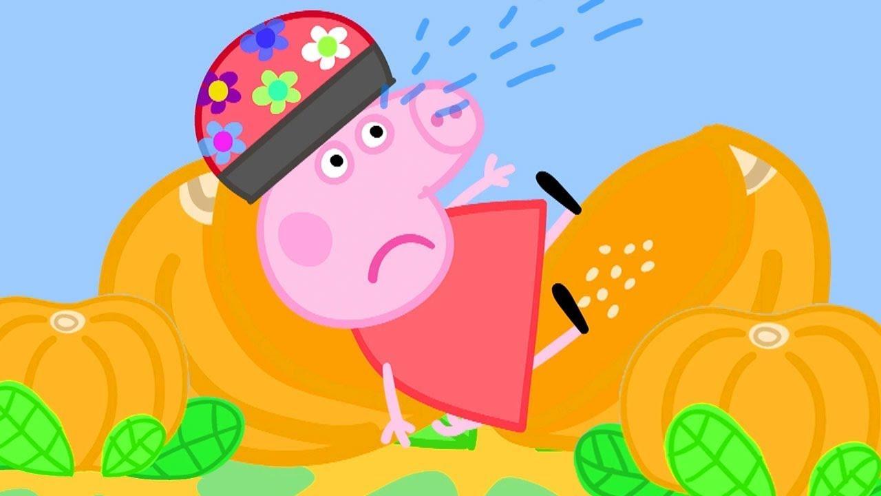 Peppa Pig Italiano 🎃 Oh no, Peppa!  - Collezione Italiano - Cartoni Animati
