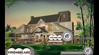 Indian House Design By 99HOMEPLANS COM [ Esp: M105 ]