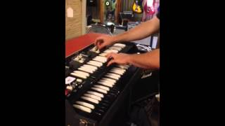 Vox Super Continental organ demo