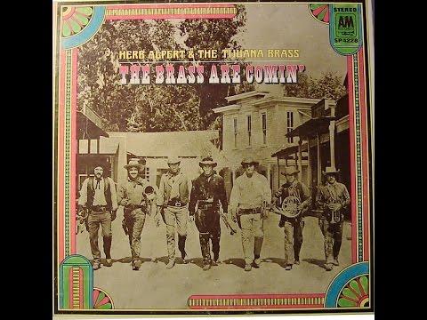 "�"" ""The Brass Are Comin'"" L.P., Herb Alpert and the Tijuana Brass (Classic Vinyl)"