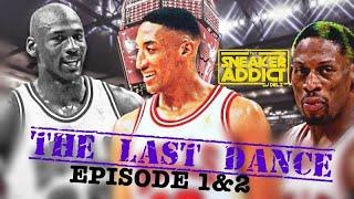 Michael Jordan The Last Dance ESPN Documentary Episode 1 & 2  Recap Review  #TheLastDance