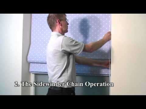 How to Install a Roman Blind