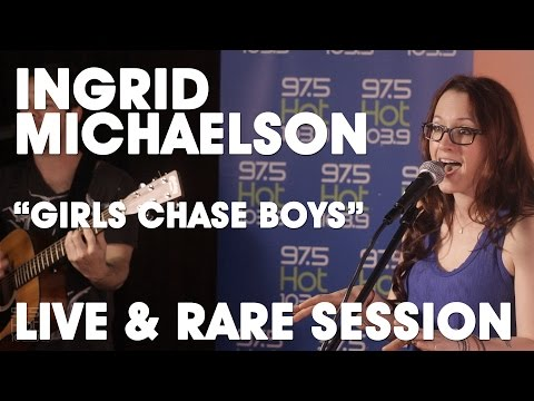 Ingrid Michaelson - Girls Chase Boys (Live & Rare Session) High Quality Audio mp3