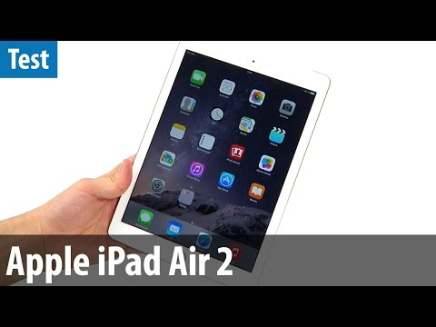 Apple iPad Air 2 im PC-WELT-Test | deutsch / german