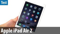 Apple iPad Air 2 im PC-WELT-Test | deutsch / german
