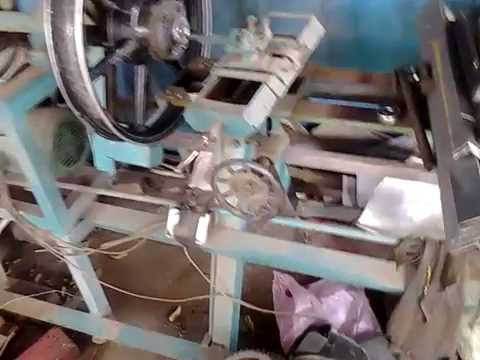 Mesin Bubut Buatan Sendiri Hand Made Lathe Youtube