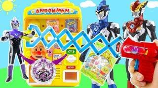 羅布奧特曼販賣機趣味食玩扭蛋羅布水晶 超人力霸王羅布