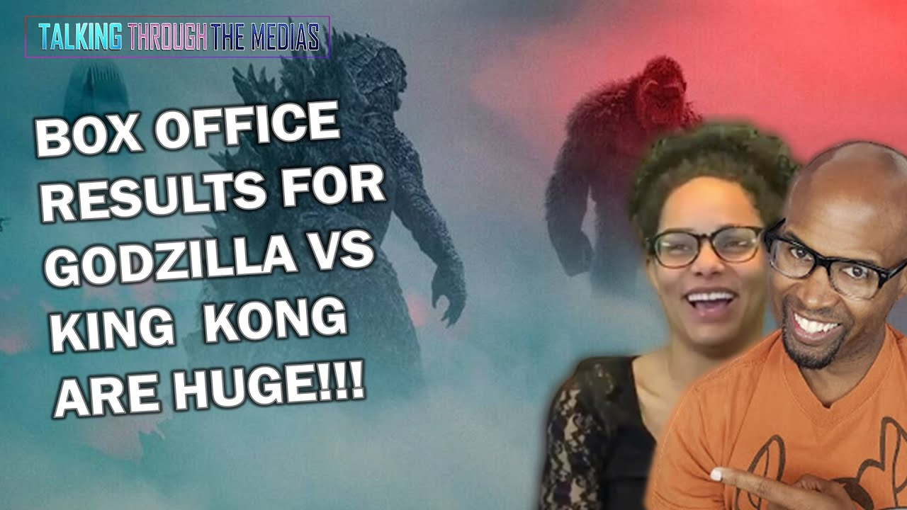 Godzilla vs Kong Box Office In China - Ep. 182