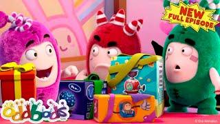 Oddbods   BARU   The Perfect Birthday Gift Idea!   EPISODE Lengkap   Kartun Lucu Untuk Anak Anak